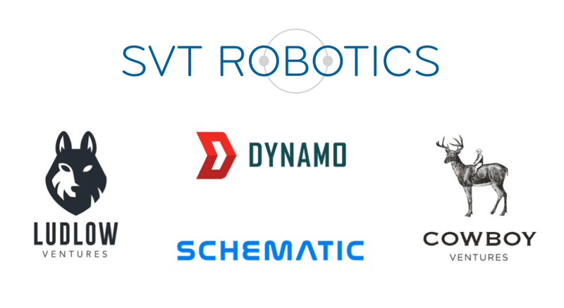 SVT Robotics Closes Investment to Accelerate Market Traction for Their Robotic Integration Platform as a Service (IPaaS)